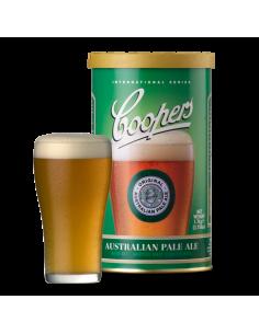 Kit à bière Coopers Australian Pale Ale (1.7kg)