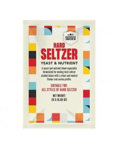Hard Seltzer Levure et Nutriment 25g