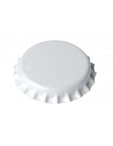 Capsules Blanches 26mm