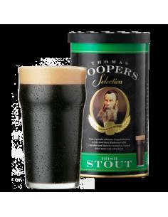 Kit à bière Thomas Coopers Irish Stout pour 20 litres de bière