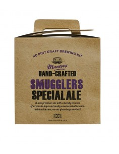 Kit à bière Muntons Hand-Crafted Smugglers Special Ale, 3,6 kg