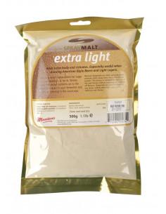 Extrait de malt poudre Muntons extra blond 8 EBC 500 g