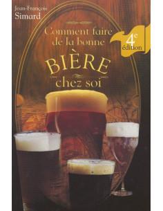 'comment faire de la bonne bière' simard