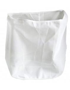 Sac à filtrer nylon 25x25x35 cm fin