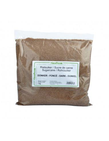 Sucre de canne foncé 1 kg