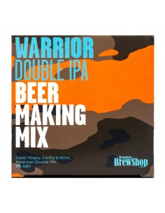Mix  Warrior Double IPA 3.8 litres