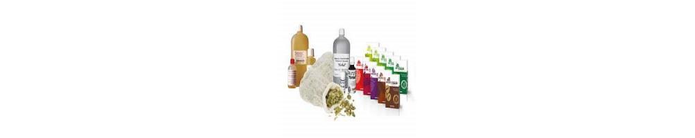 Extraits, arômes, sacs